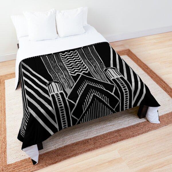 Art Deco  Comforter