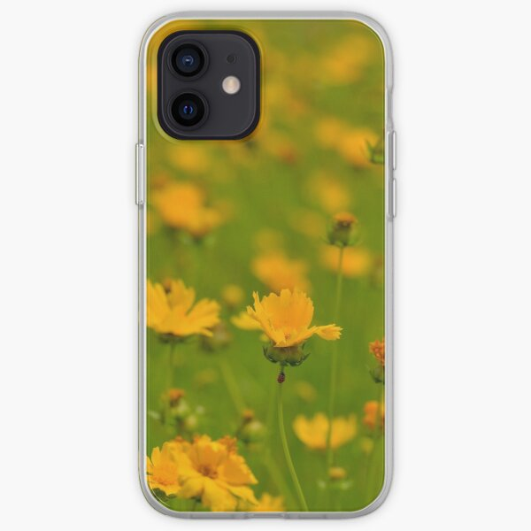 Field of Wildflowers iPhone Soft Case