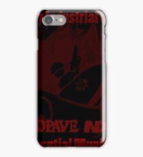 Essential Munitions iPhone Case/Skin