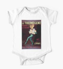 Leonetto Cappiello A fire eater kindling fire in his lungs with the remedy Ther Wellcome L0027813 One Piece - Short Sleeve