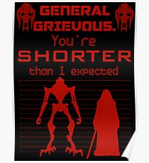 You're Shorter Than I Expected Poster