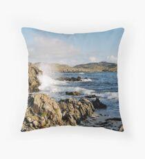 Ardnamurchan Point Throw Pillow
