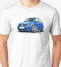 RenaultSport Clio 182 Blue Unisex T-Shirt