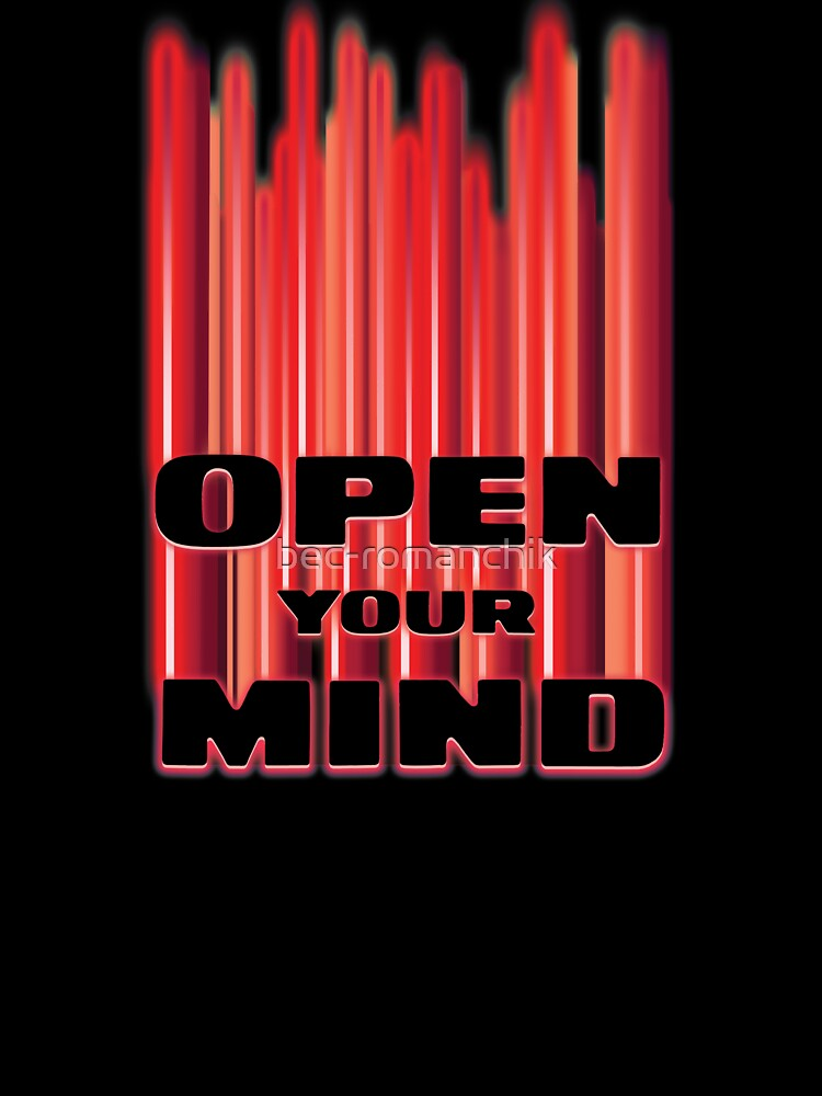 Open Your Mind Total Recall Baby T Shirt By Bec Romanchik Redbubble