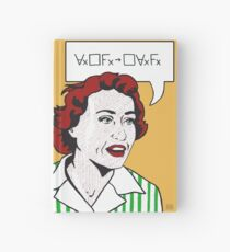 Ruth Barcan Marcus Hardcover Journal