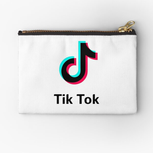 Best Seller Tik Tok Merchandise Zipper Pouch