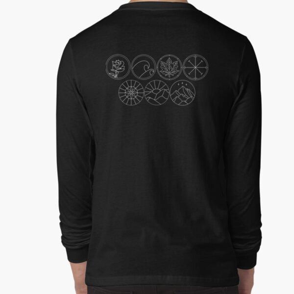 Prythian Courts Long Sleeve T-Shirt