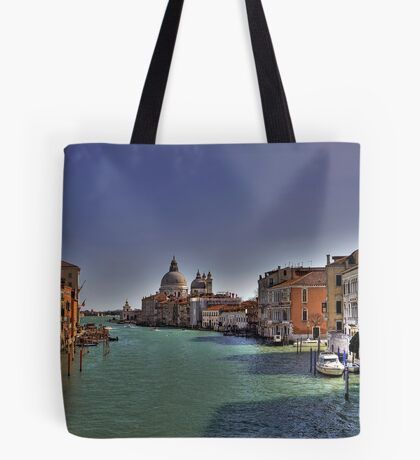 Canal Grande - View from Accademia Bridge - Venice Tote Bag