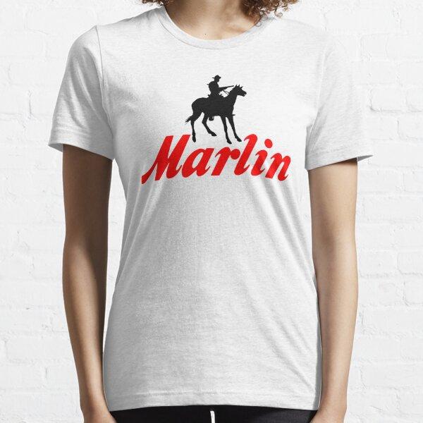 Marlin Symbol Essential T-Shirt