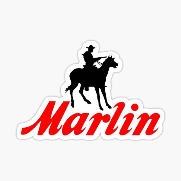 Marlin Symbol Sticker