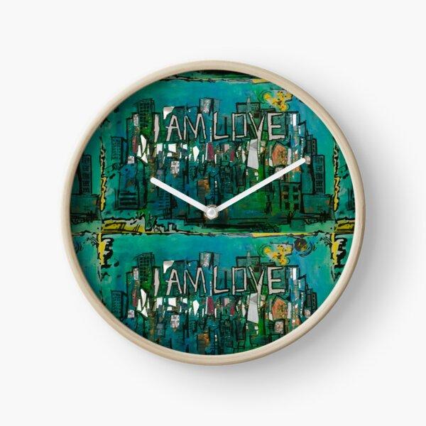 I Am Love Clock