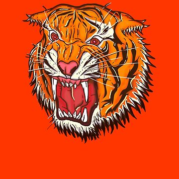 Tiger Tee by Muzich