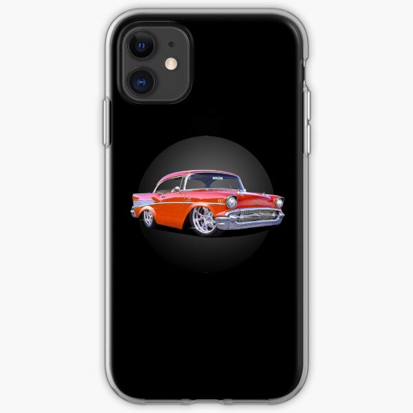57 Chevy iPhone Soft Case
