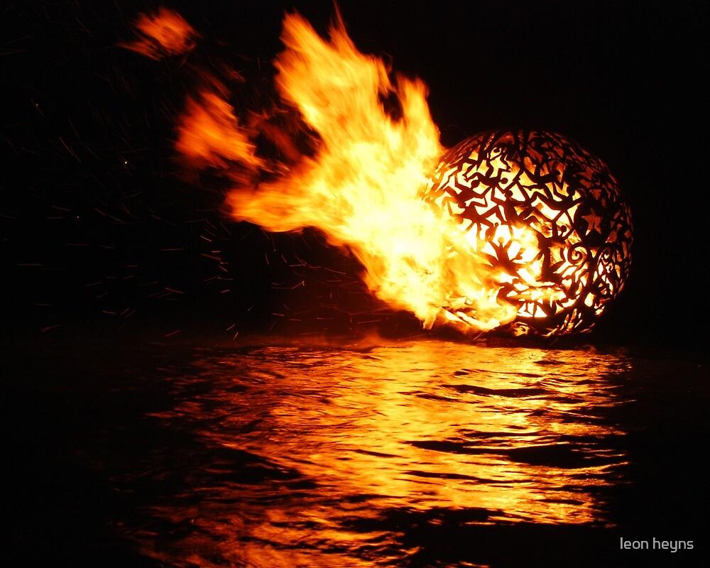 Fireball by Leon Heyns