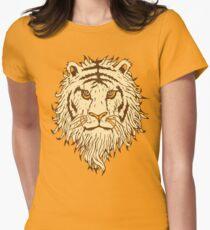 Muzich's Liger Women's Fitted T-Shirt