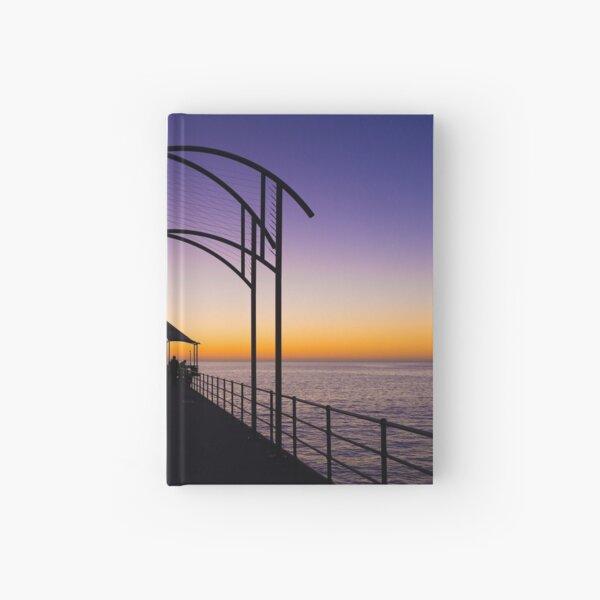 Brighton Jetty Adelaide Photographic Print Hardcover Journal
