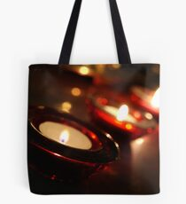 Candle Holders Tote Bag