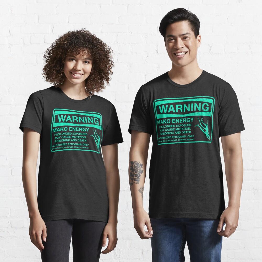 Warning: Mako Energy Essential T-Shirt