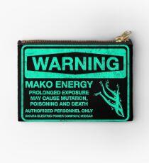 Warning: Mako Energy Studio Pouch