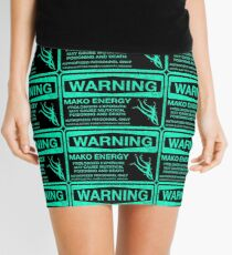 Warning: Mako Energy Mini Skirt