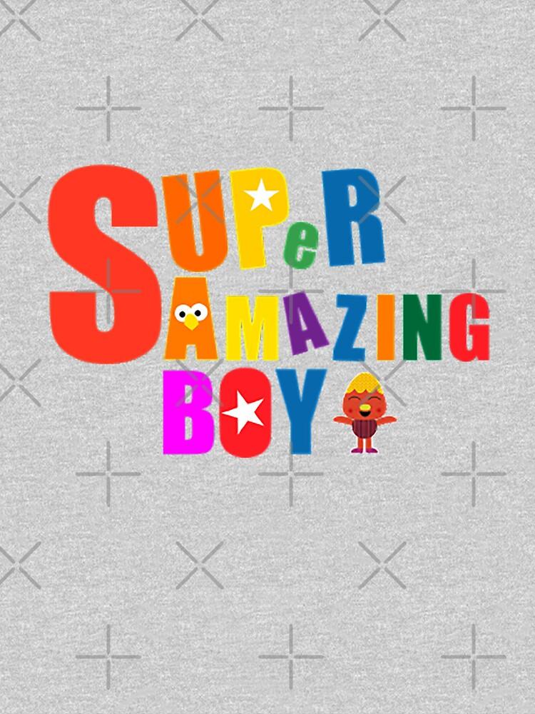 Super Simple Songs Boy - Super Simple Amazing Boy- Best Boy - Love You Amazing Little Boy by happygiftideas