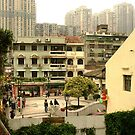 Old and new life in Macau by contradirony