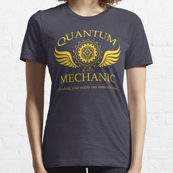 QUANTUM MECHANIC Essential T-Shirt