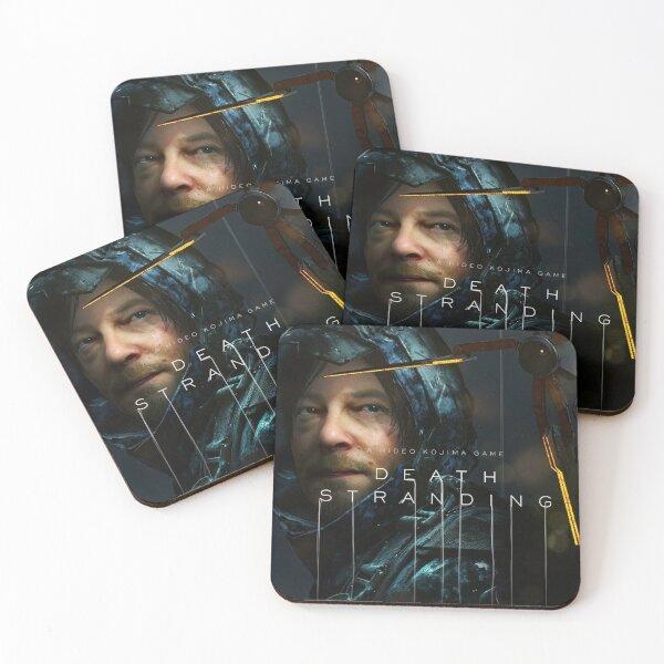 Death stranding Coasters (Set of 4)