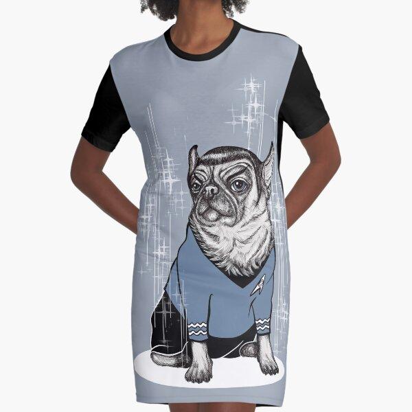 Spug Graphic T-Shirt Dress