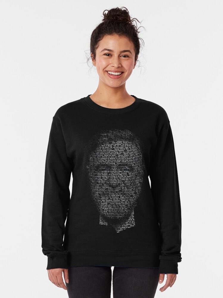 Alternate view of Robin Williams Pullover Sweatshirt