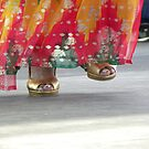 2010 ReggaeFest Marcia Griffith's Gold Shoes by Sandra Gray