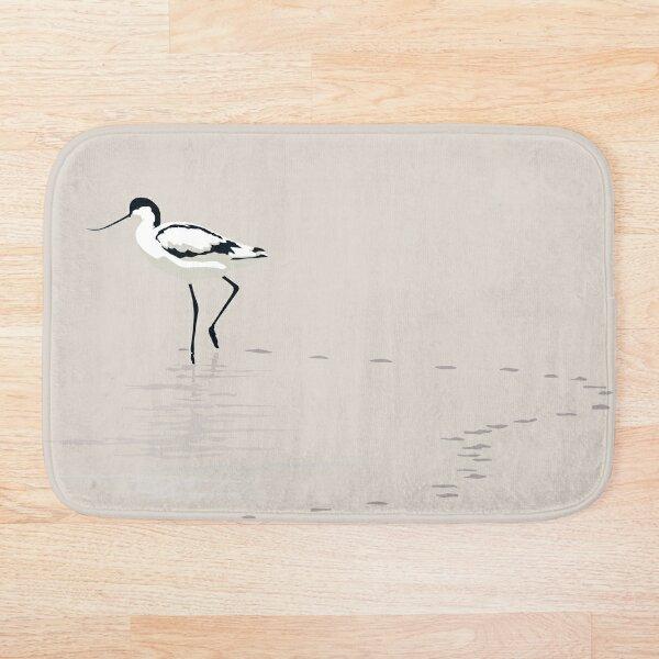 Pied Avocet Bath Mat