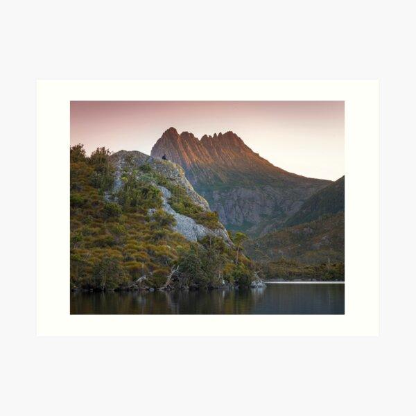 Cradle Mountain, Tasmania Art Print