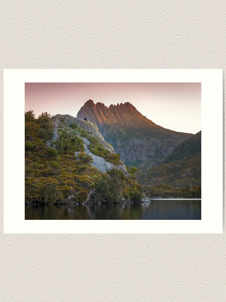 Alternate view of Cradle Mountain, Tasmania Art Print