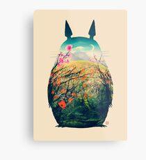 Tonari No Totoro Metal Print