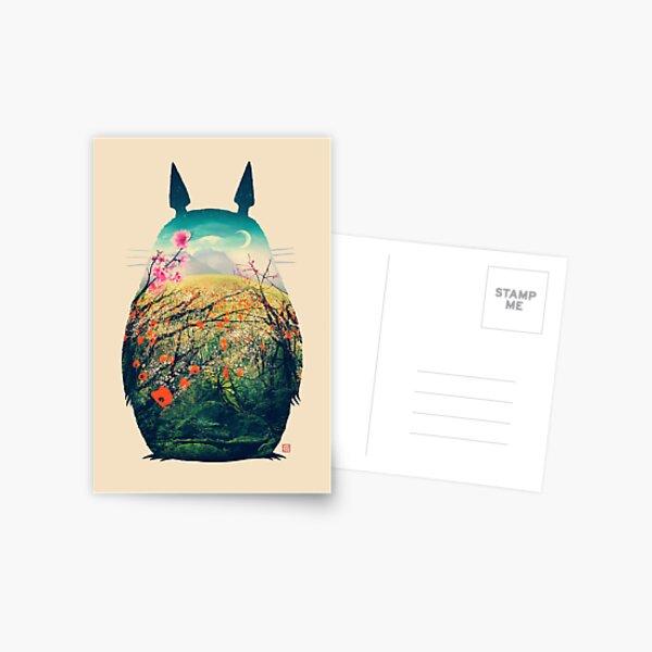 Tonari No Totoro Postcard