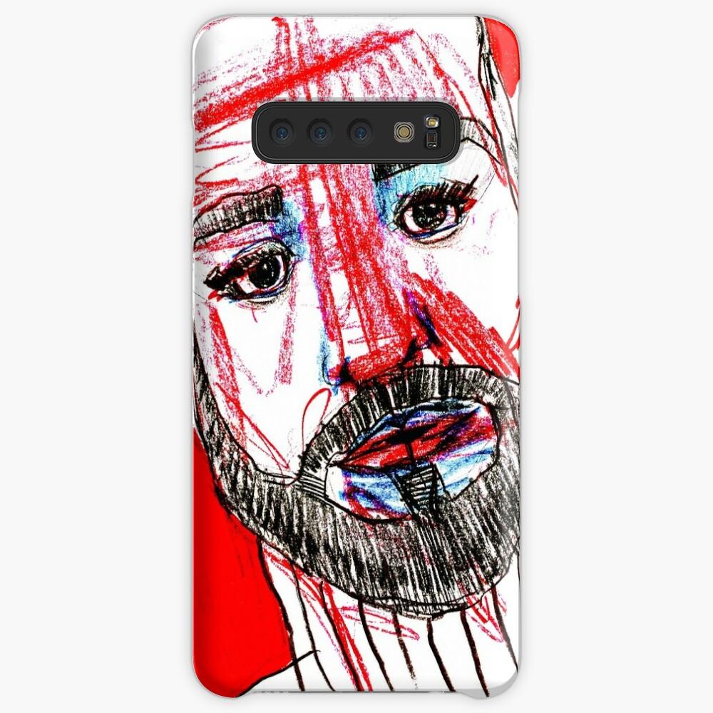 BAANTAL / Hominis / Faces #11 Case & Skin for Samsung Galaxy