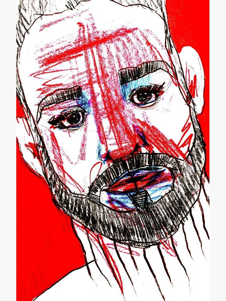 BAANTAL / Hominis / Faces #11 by ManzardCafe