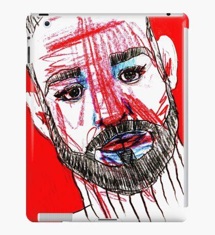 BAANTAL / Hominis / Faces #11 iPad Case/Skin