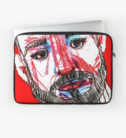 BAANTAL / Hominis / Faces #11 Laptop Sleeve