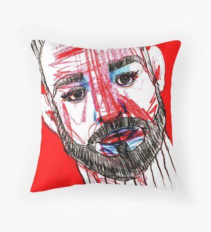 BAANTAL / Hominis / Faces #11 Floor Pillow