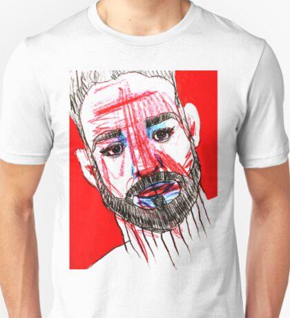 BAANTAL / Hominis / Faces #11 T-Shirt