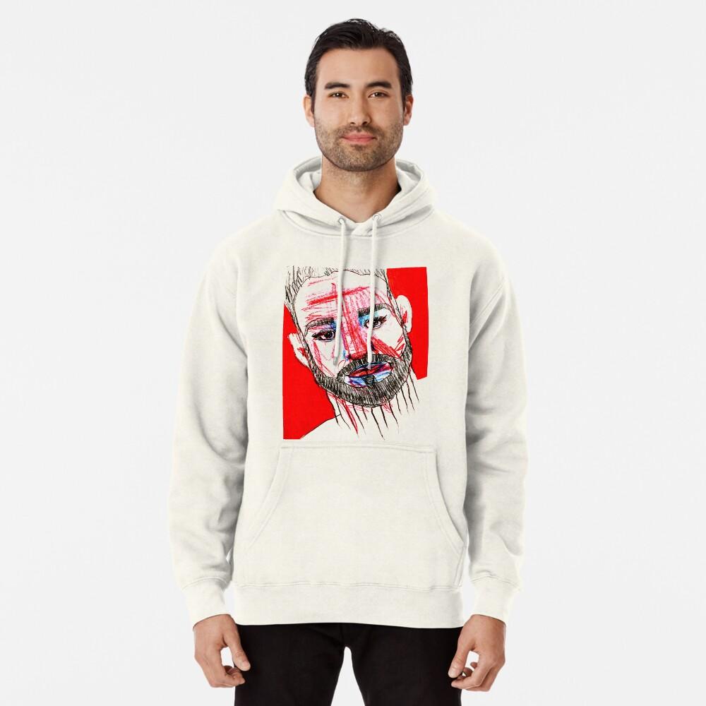BAANTAL / Hominis / Faces #11 Pullover Hoodie