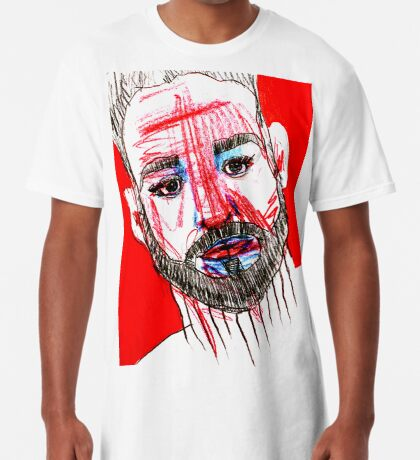 BAANTAL / Hominis / Faces #11 Long T-Shirt