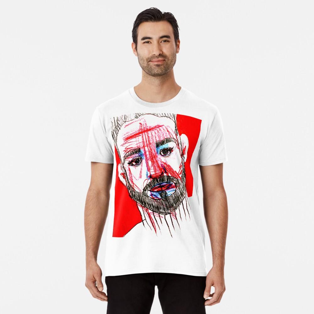 BAANTAL / Hominis / Faces #11 Premium T-Shirt