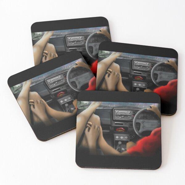 Road Trip Coasters (Set of 4)