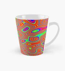 Abstract random colors #3 Tall Mug
