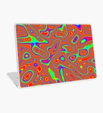 Abstract random colors #3 Laptop Skin