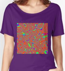 Abstract random colors #3 Relaxed Fit T-Shirt