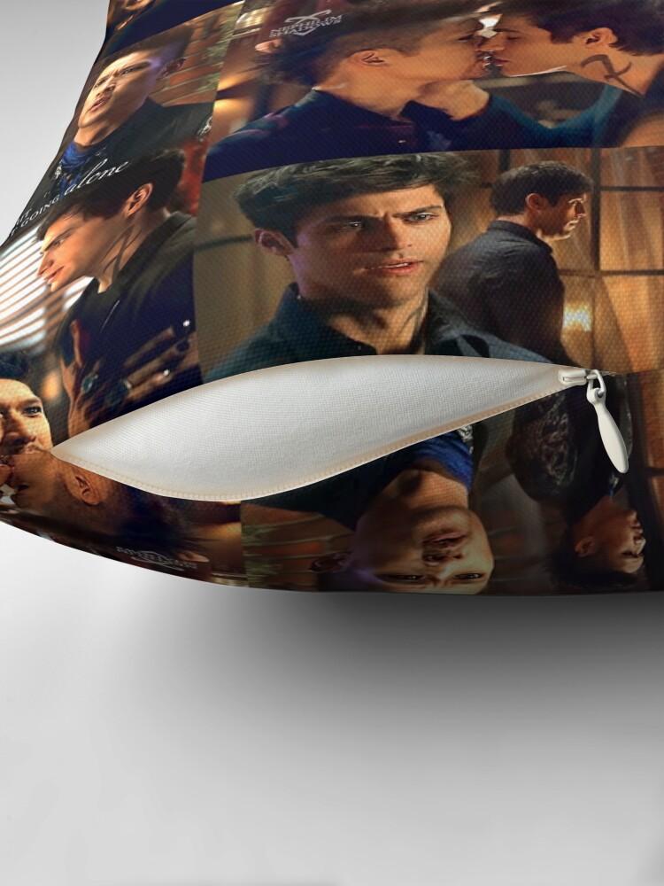 Alternate view of Malec Season 3 Floor Pillow